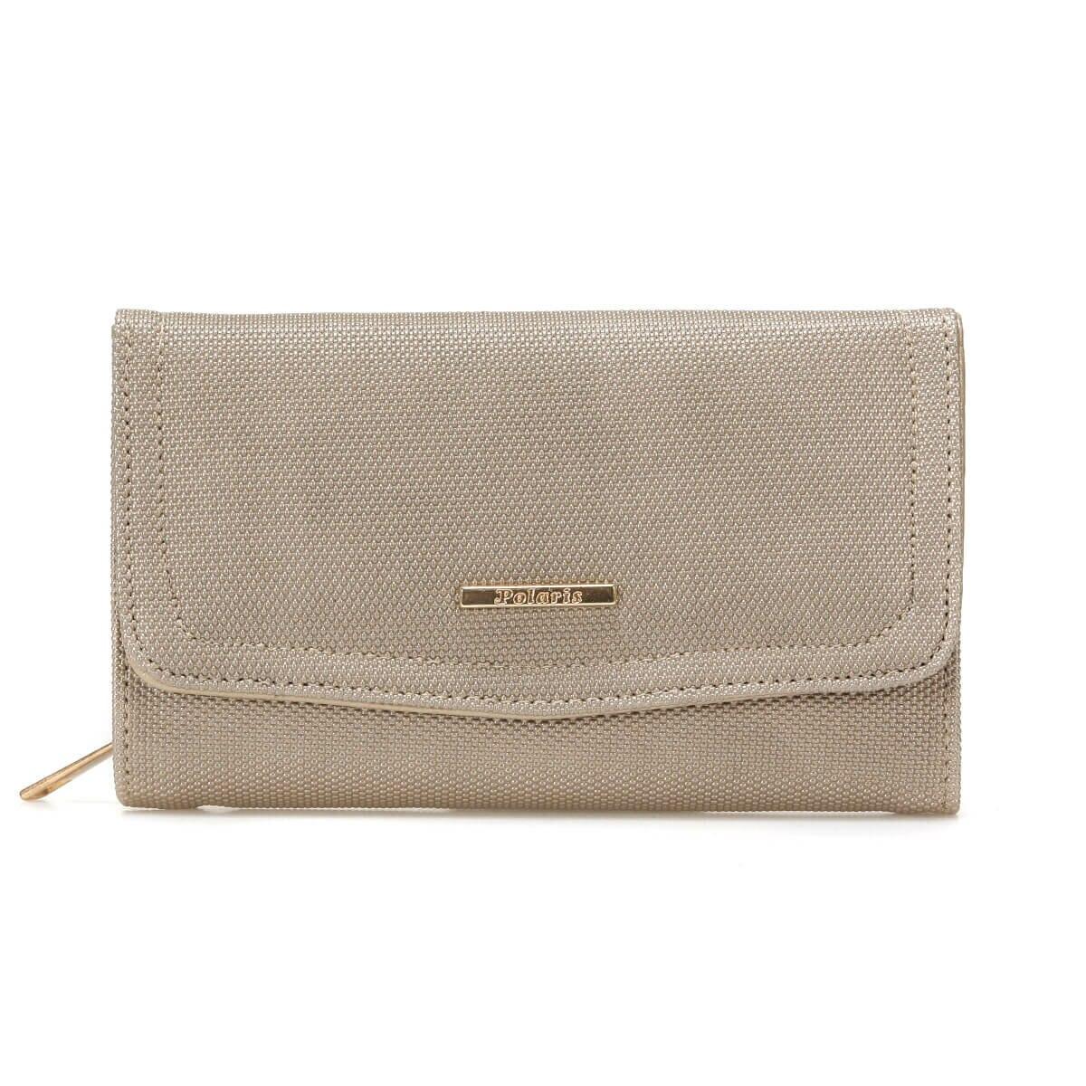 FLO 91.968.006.D Mink Women 'S Wallet Polaris