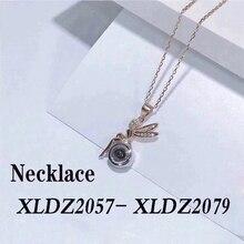كاكاني من الإسبانية الكلاسيكية الدب مجوهرات أنثى قلادة الموضة الترميز: XLDZ2057  XLDZ2079