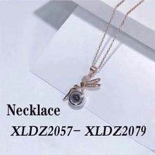 KAKANY From Spanish Classic Bear Jewelry Female Fashion Necklace Coding: XLDZ2057  XLDZ2079