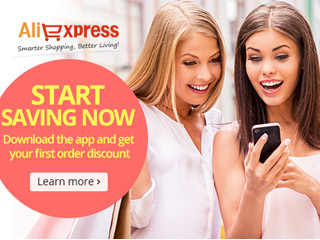 Aliexpress - Is Smarter Shoppinng For Better Living